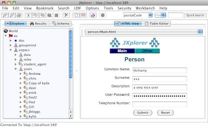 Intellij ldap browser